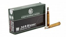 * Патроны RWS Evolution Power Bonded .30 R Blaser