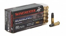 * Патроны Winchester Subsonic MAX
