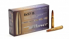 * Патроны Blaser CDP 8x57 JS (IS)
