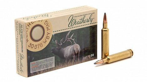 * Патроны Weatherby Nosler Partition .30-378 Wby.Mag.