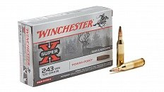 * Патроны Winchester Power-Point .243 Win.