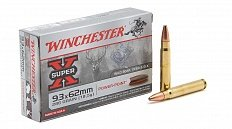 * Патроны Winchester Power-Point 3x62
