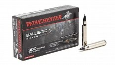 * Патроны Winchester Ballistic Silver Tip .300 Win.Mag.
