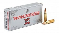 * Патроны Winchester Power-Point .300 WSM