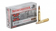* Патроны Winchester Power-Point .30-06 Spr.